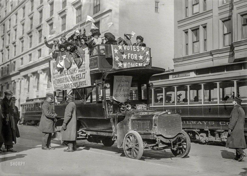 Votes for Women: 1913