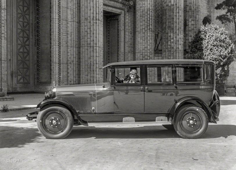 Nash Palace: 1927
