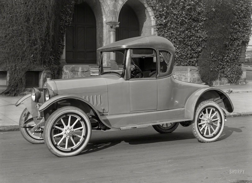 Two for the Road: 1919
