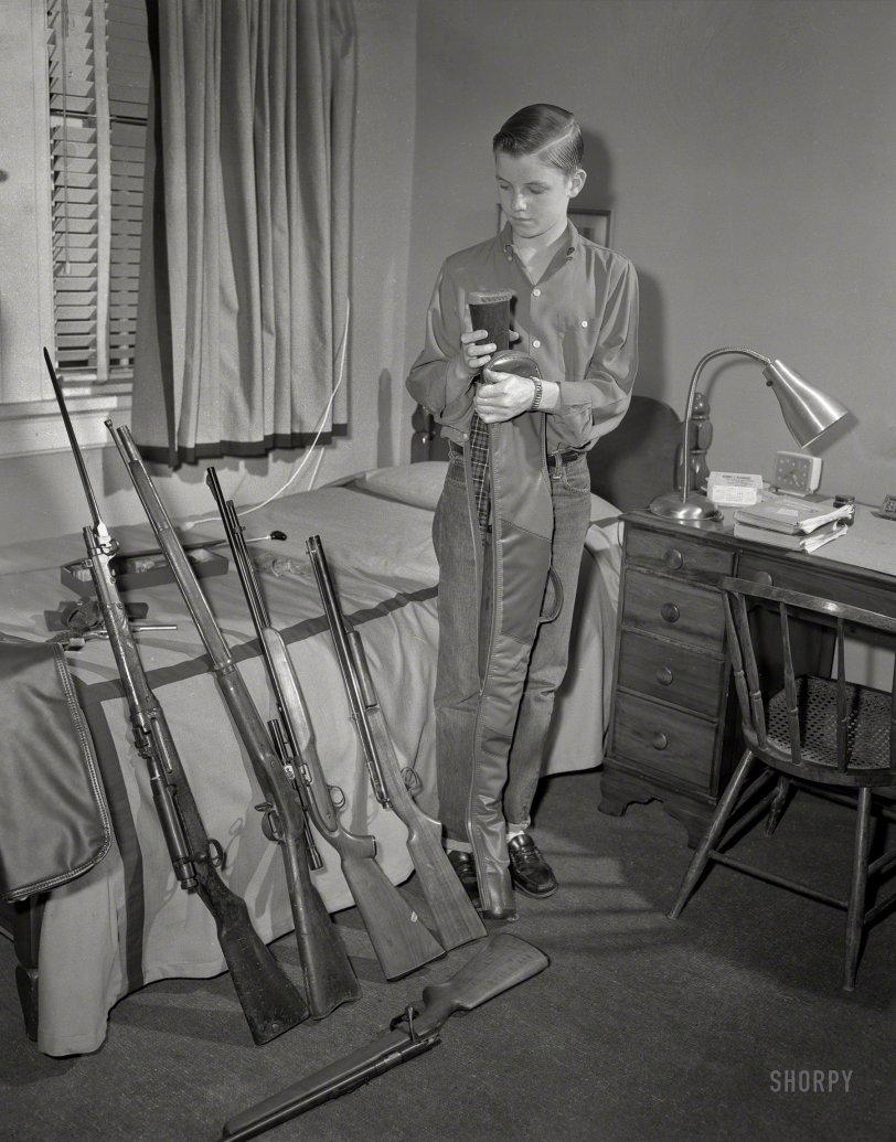 Teen Arsenal: 1959
