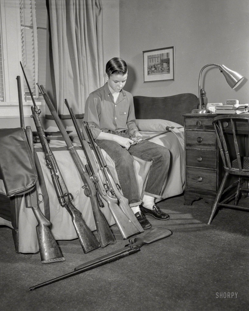 Young Guns: 1959