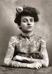 Maud Wagner: 1907