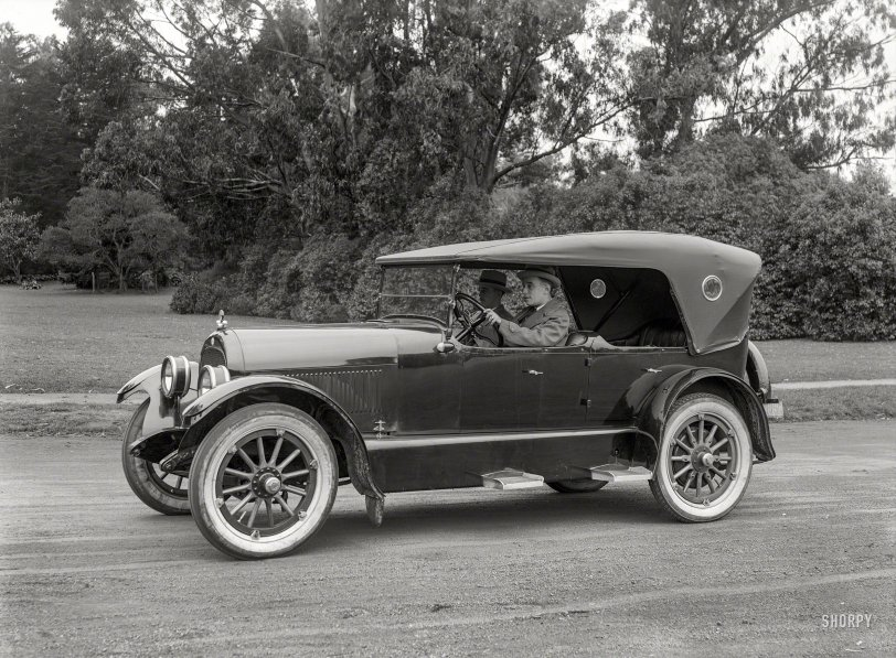 Salient Six: 1922