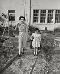 Spring Planting: 1950