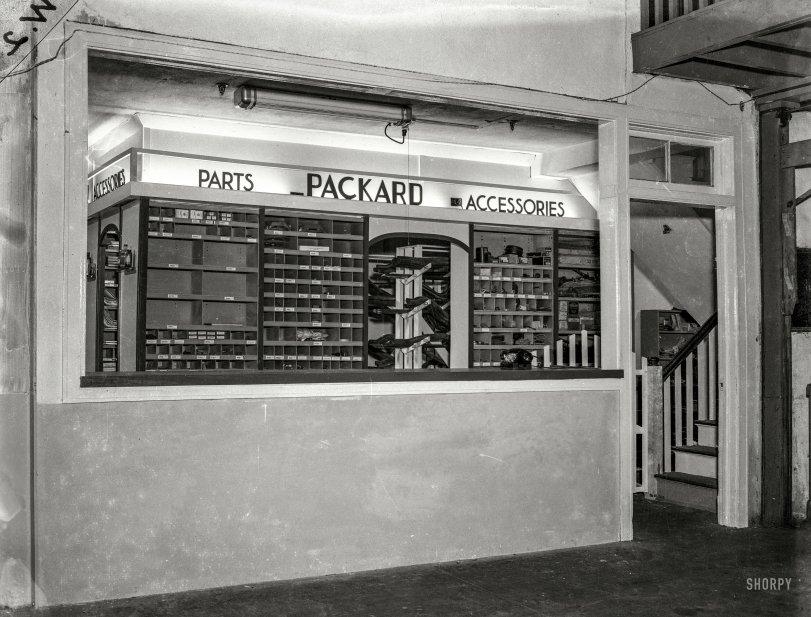 Packard Parts: 1950