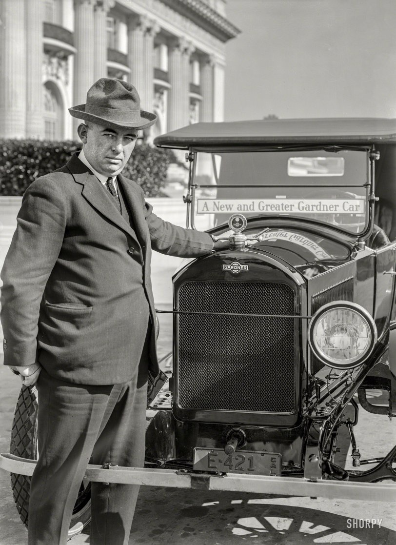 Your Next Car: 1921