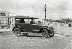 A Foggy Day: 1919