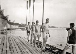 Low Tide: 1913