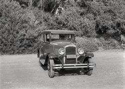 Traffic-Stopper: 1928