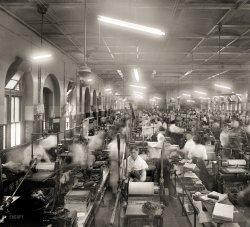 Making Money: 1912
