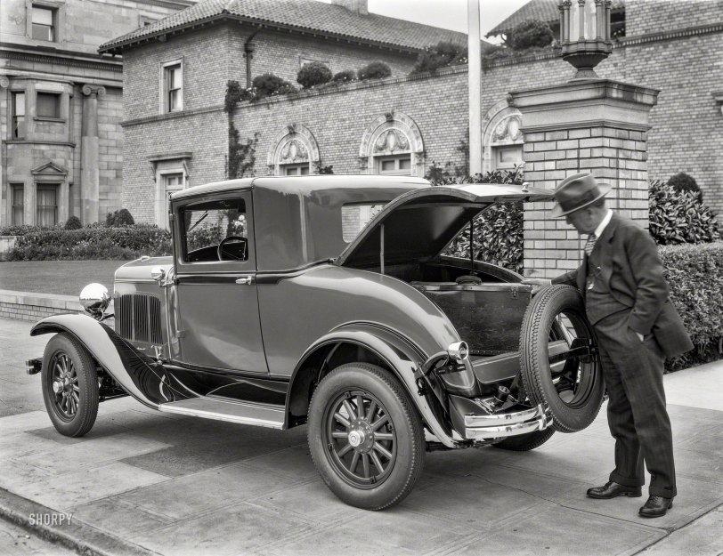Debut DeSoto: 1929