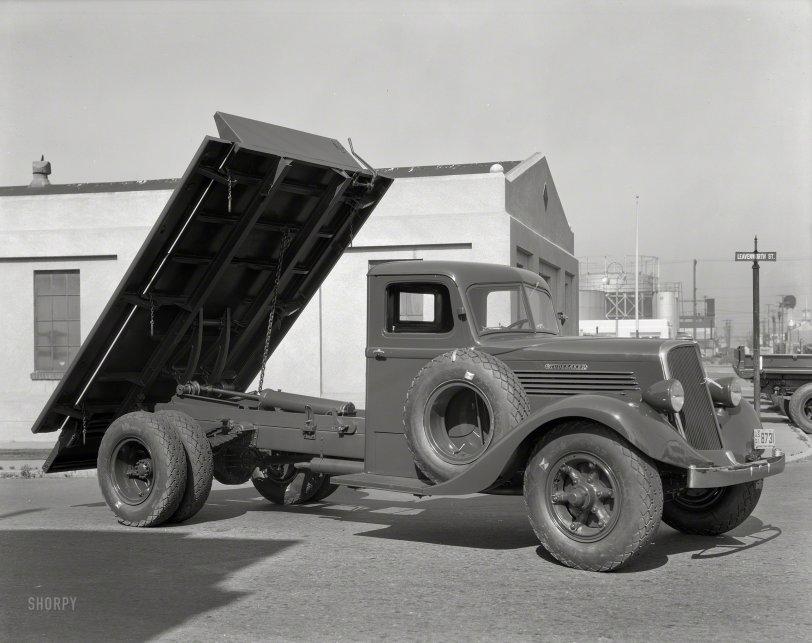 Backslider: 1935