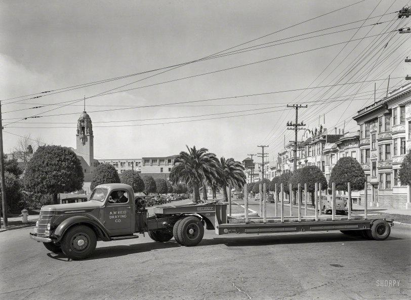 Reid Draying: 1939