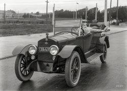 The Black Hand: 1920