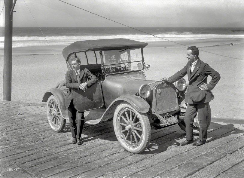 The Damner: 1920