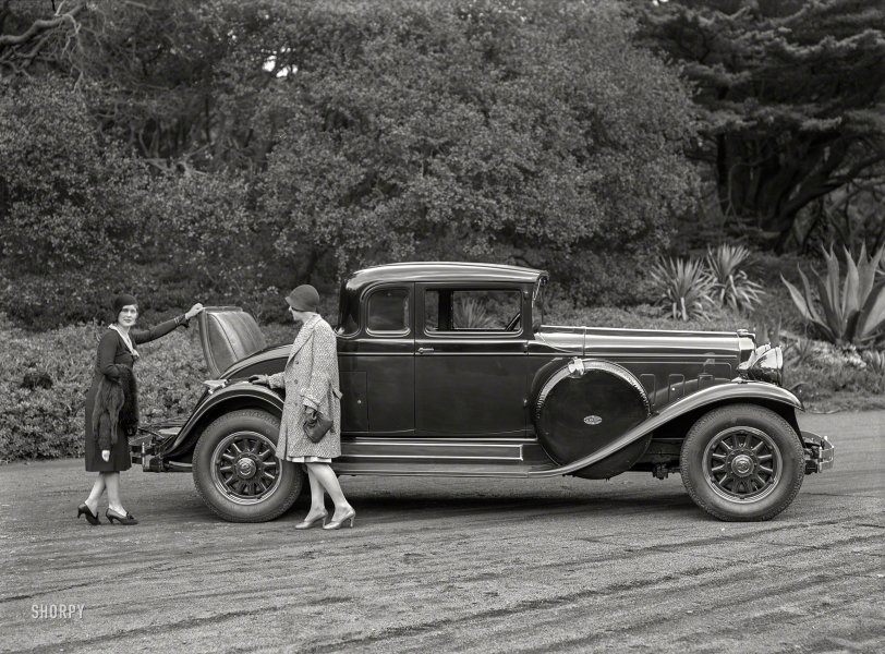 Marmon Matrons: 1930