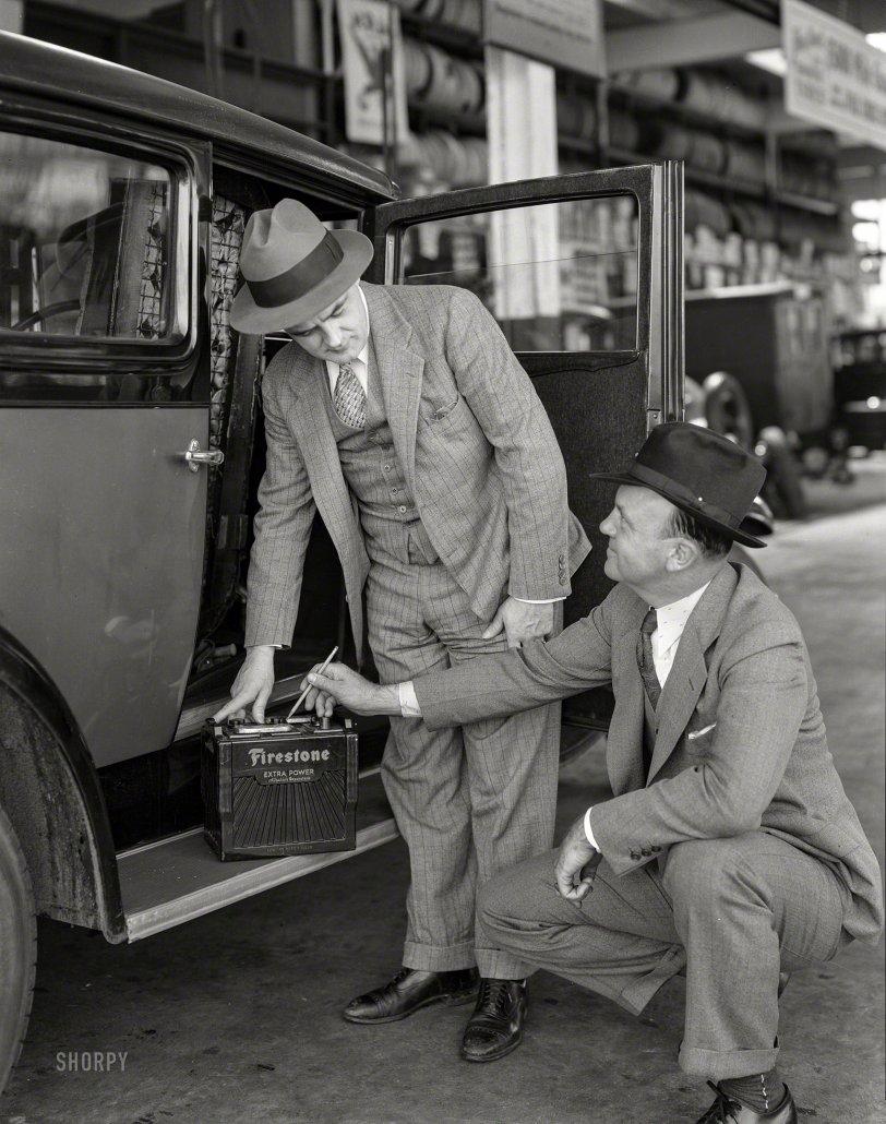 Extra Power: 1934