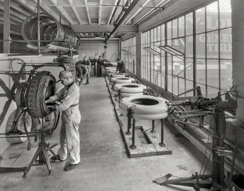 Re-Tire Men: 1929
