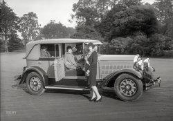 Super Six Landau: 1928