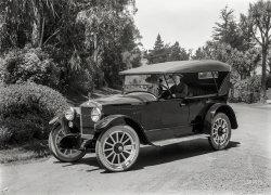 The Jackson Six: 1920