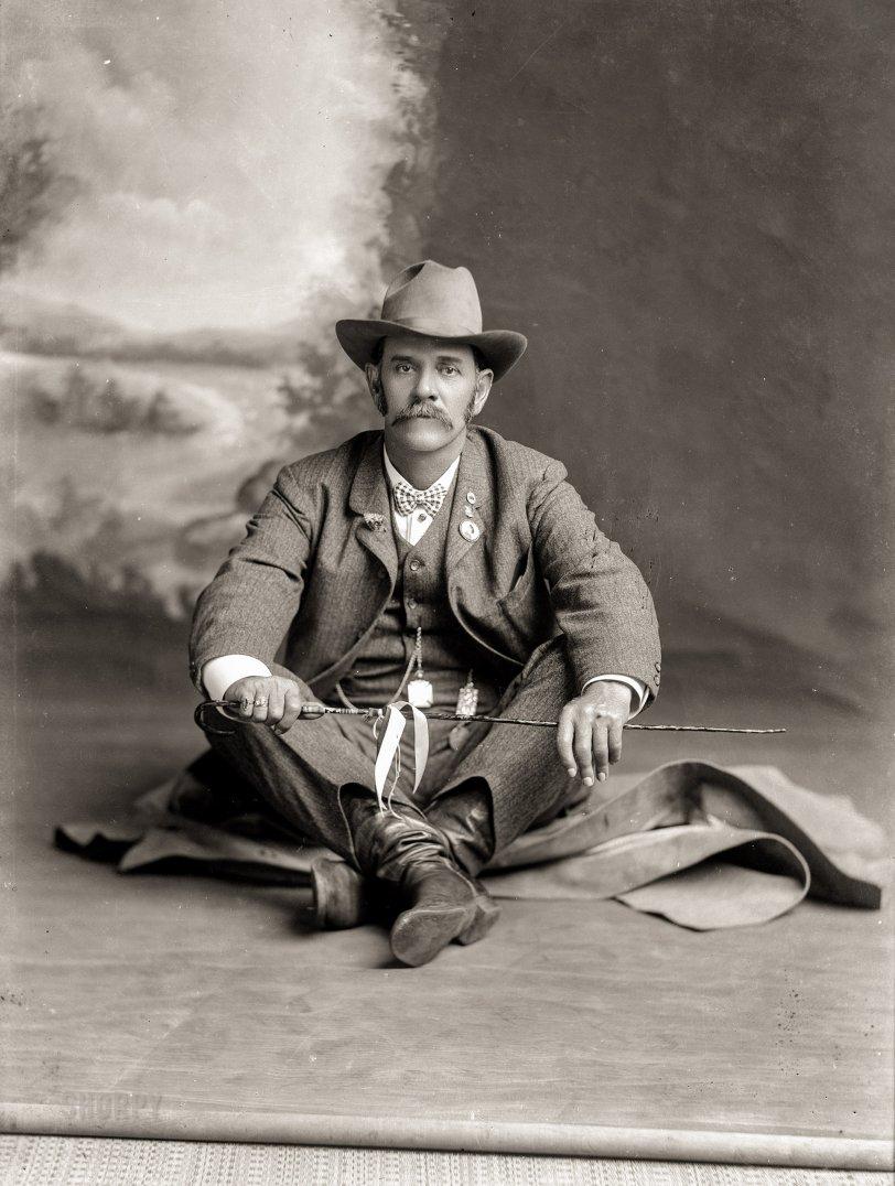 Sam I Am: 1902