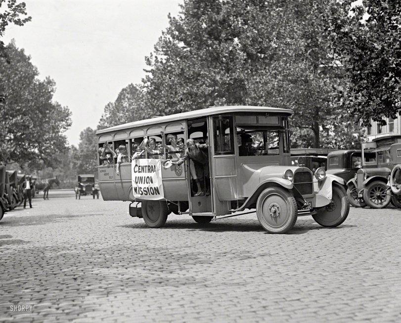 Service Above Self: 1925
