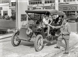 Bicoastal Buick: 1929