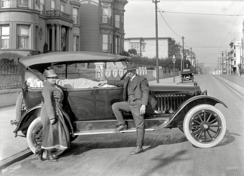 Sleeps Two: 1920