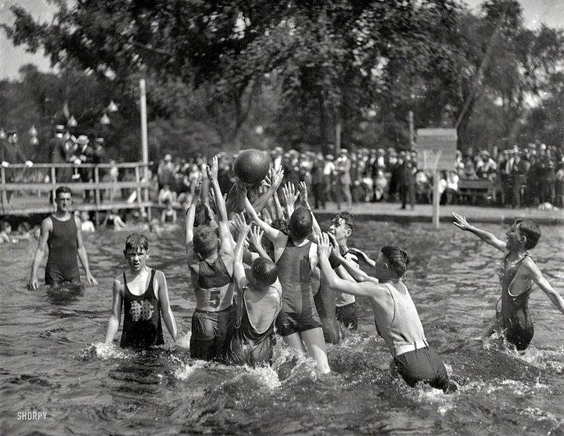 Tadpoles vs. Polliwogs: 1920