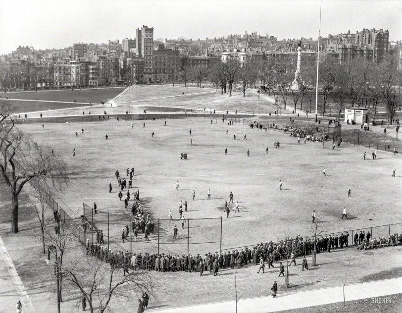 Beanball: 1920