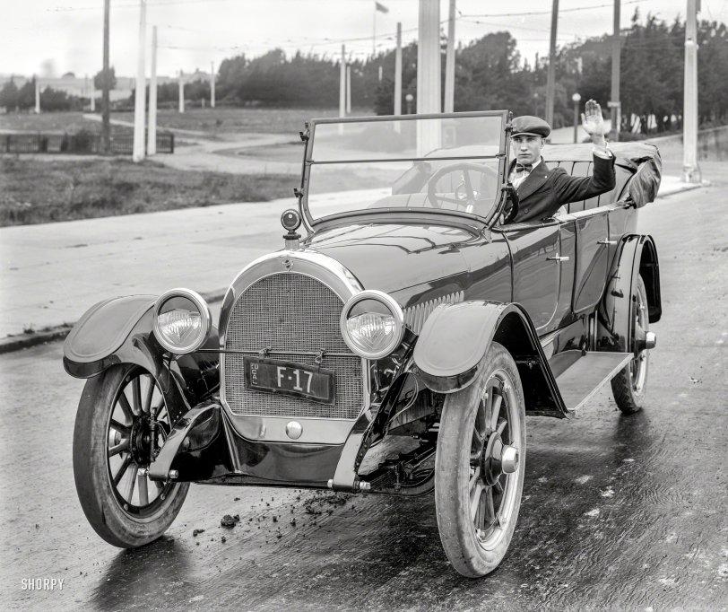 Mr. Right: 1920