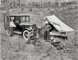 To Build a Fire: 1920