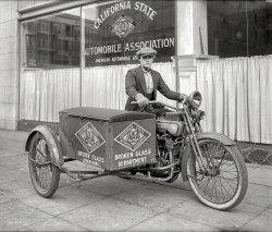 Glass Wrangler: 1920