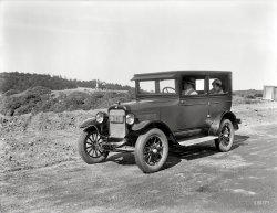 Lands End: 1925