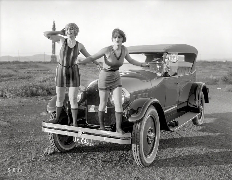 Custom Chassis: 1923