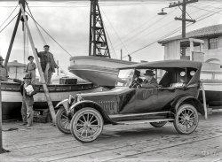 Angler-Saxon: 1921
