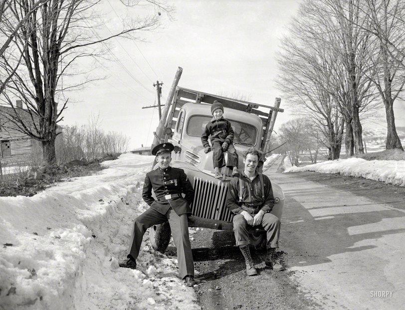 Homeland: 1940s