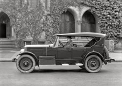 Sunday Driver: 1923