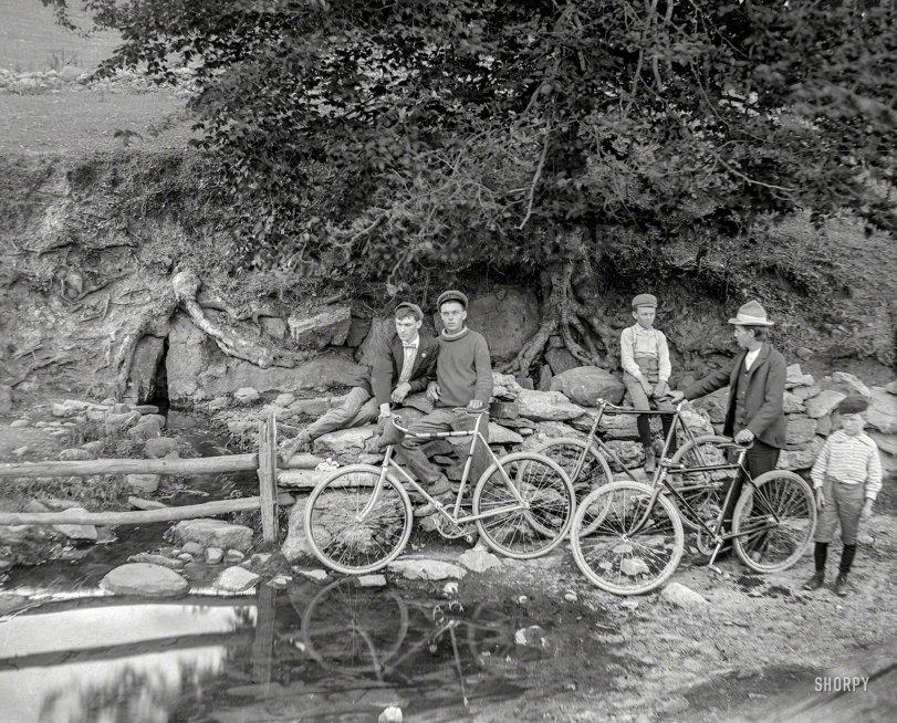 Tour de Fence: 1900
