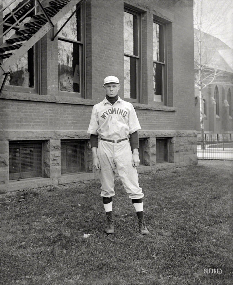 Wyoming Baseball: 1910s
