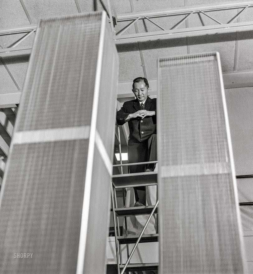 Towering Figure: 1971