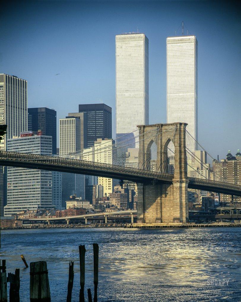 World Trade Center: 1976
