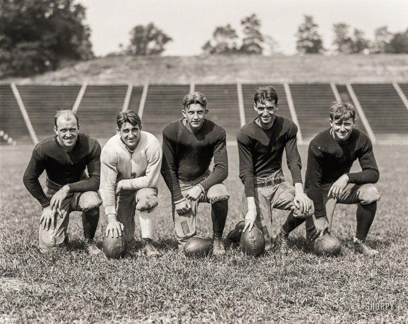Power Five: 1925