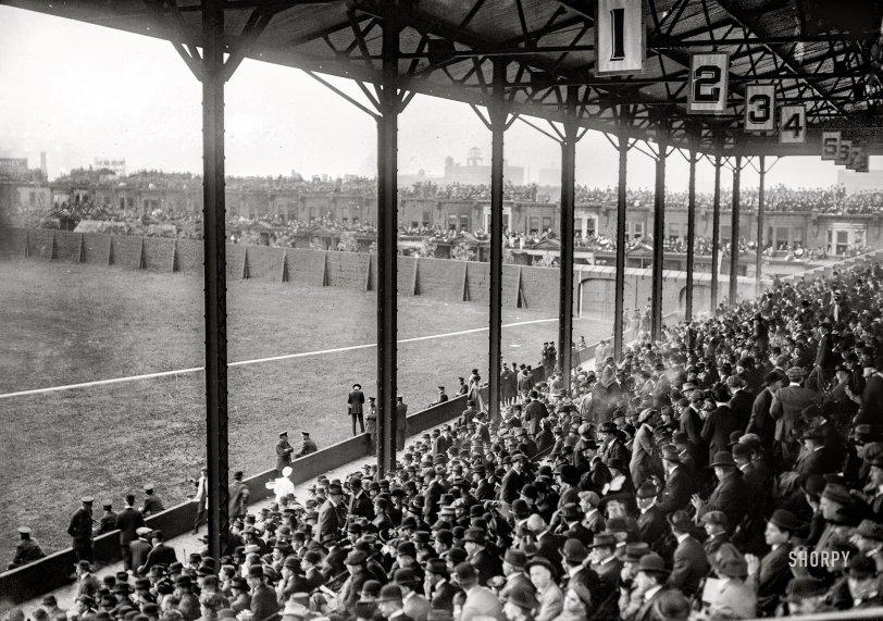 Shibe Park: 1913