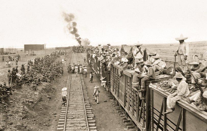 ¿Dónde Está Pancho: 1916