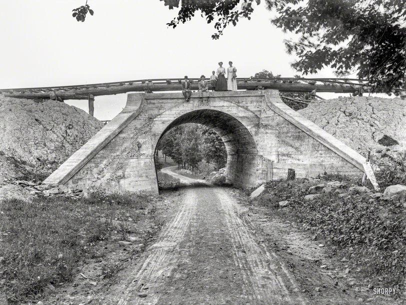 Five Across: 1910