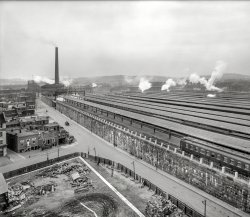 Smoke and Steam: 1914