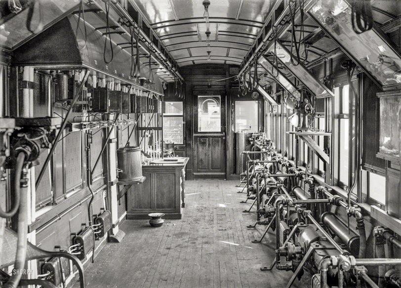 Mystery Coach: 1910
