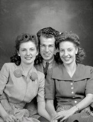 Three's Company: 1945