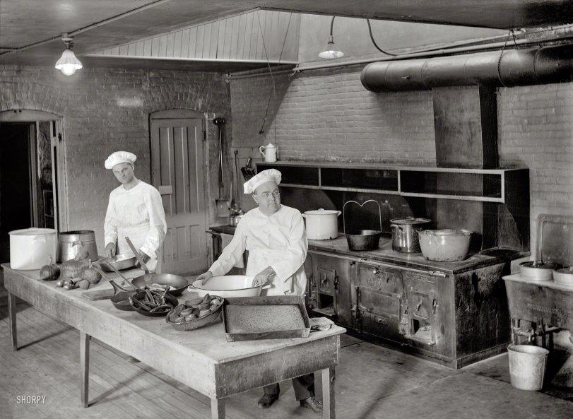 Top Chefs: 1910